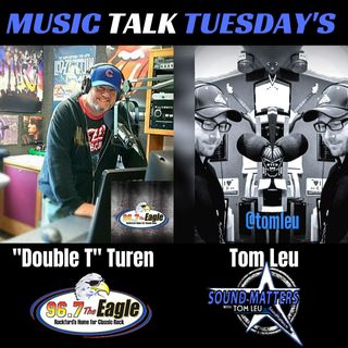 (SMx): Music Talk Tuesday: Tesla