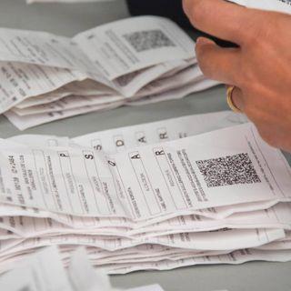 Del voto automatizado al voto manual