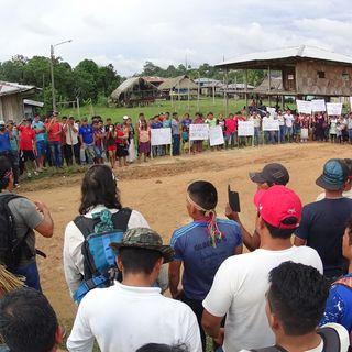 Prevenir Coronavirus en Comunidades Amazónicas
