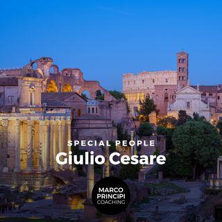 Podcast Special People con Giulio Cesare