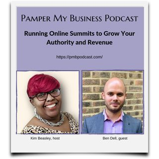 Running Online Summits to Grow Your Authority and Revenue