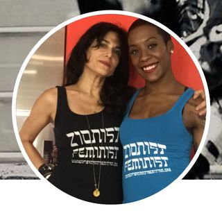 Zionist Feminist Podcast Interviews Mimi on Empowerment and Taking Action