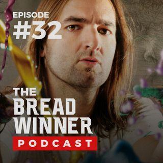 Jared Emerson || Episode #32 ||The BreadWinner Podcast ft. Tyler Harris