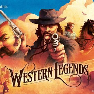 Out of the Dust Ep57 - Western Legends, Bus, and Emira