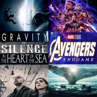 Week 113: (Avengers: Endgame (2019), The Silence (2019), In The Heart of the Sea (2015), Gravity (2013))