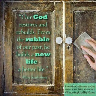 How Jesus Revealed Himself Restoring My Soul Since 2008