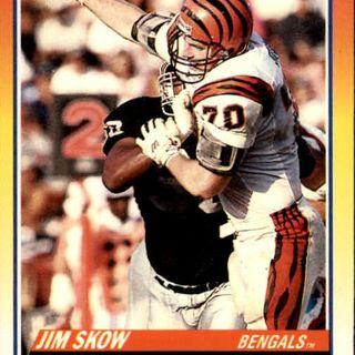 Jim Skow: Former Cincinnati Bengals Defensive Lineman!