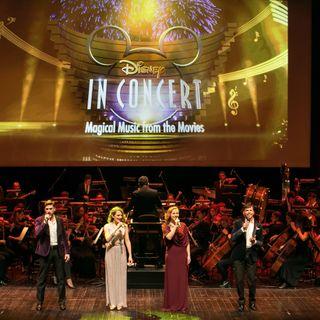 Entrevista a Carlos San Isidro, productor de Disney In Concert