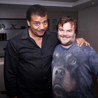 Jack Black's Cosmic Curiosity