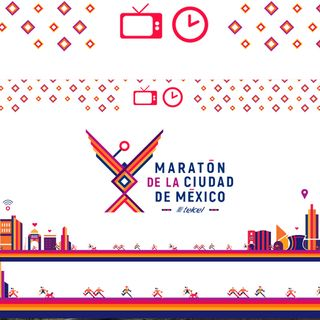 Ocho MP atenderán incidentes en Maratón CDMX
