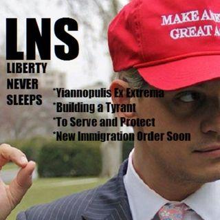 Liberty Never Sleeps 02/21/17 Show