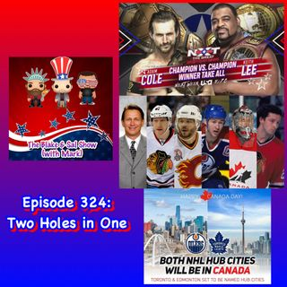 Episode 324: Two Holes in One (Special Guest: Scotty Fellows)