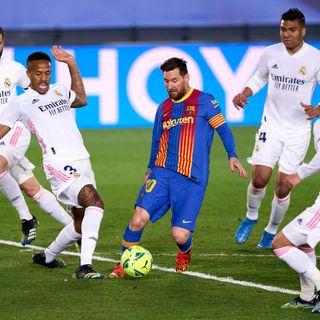 Como mire la derrota del Barcelona contra el real madrid