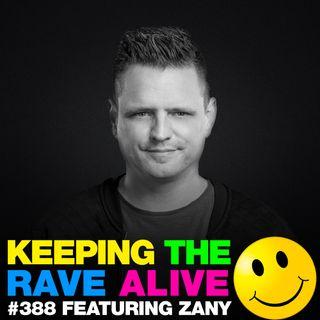 Episode 388: Zany!