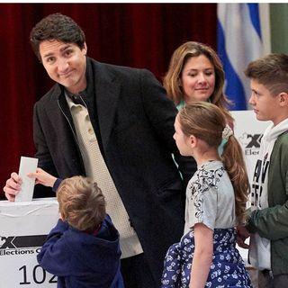 Justin Trudeau fue reelecto primer ministro de Canadá