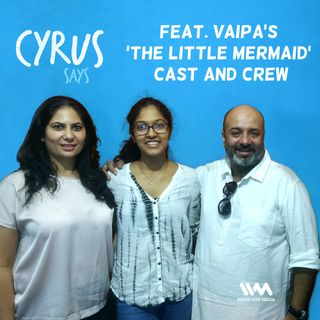 Ep. 196 feat. VAIPA's 'The Little Mermaid' Cast and Crew