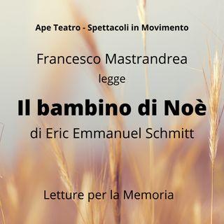 Il bambino di Noè. Eric Emmanuel Schmitt