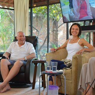 """""""Adventure Into the Heart of Awakening"""" Retreat, """"Facing Emotions & Practical Application"""" with David, Diana, and Jenny"""
