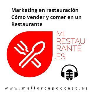 Vender y comer , Marketing en restauración (1)
