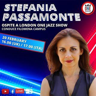 London One Jazz: Stefania Passamonte presenta il suo nuovo conservatorio a Londra