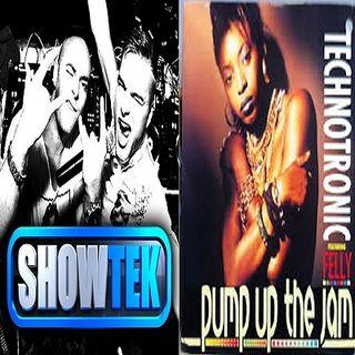 Showtek & Eva Shaw ft. Martha Wash vs Technotronic - Pump it N2U