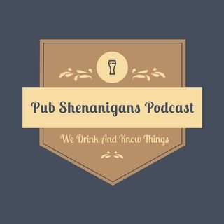 Episode 10 - Moonshine Chimps And Bullet Hair Parts.