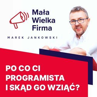 161: Jak znaleźć programistę, z którym da się dogadać – Maciej Aniserowicz