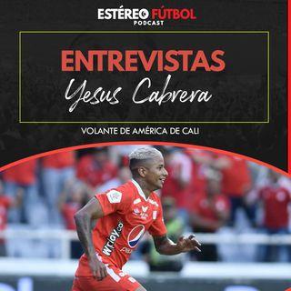 Entrevista Con Yesus Cabrera