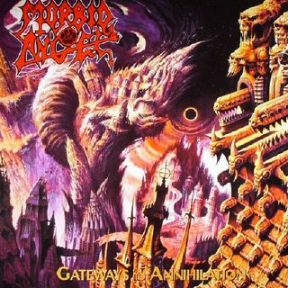 Morbid Angel ~ At One With Nothing