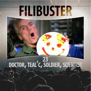 23 - Doctor, Teal'c, Soldier, Scientist