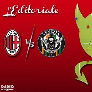 L'Editoriale di Milan - Venezia 2-0 | Un altro Ballo con Theo