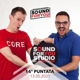 Sound For You Radio - Musica a quattro mani - 13.05.2021