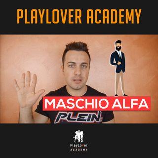 615 - Maschio Alfa con le donne: 10 tratti comportamentali