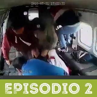Episodio 2 - Analizando al ladrón de la combi