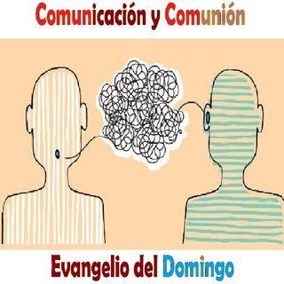 Comunicación y Comunión - Evangelio del 09/09/18 – Domingo XXIII T. Ordinario - Mc.7, 31-37