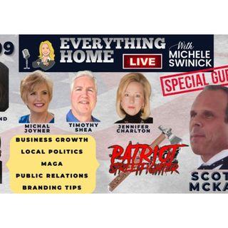 209 LIVE: Business Growth, Local Politics, MAGA, PR, Branding + SCOTT MCKAY