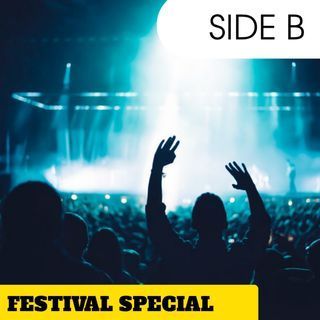 (Side B) Live & online music festival Special