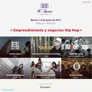 Emprendimiento y negocios en el Hip Hop
