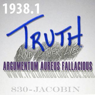 Argumentum Aureus Fallacious / T^OL1938.1