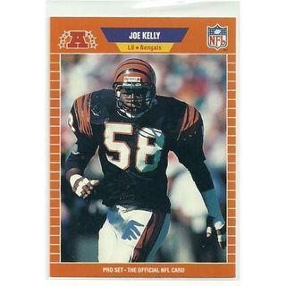 Joe Kelly Former Bengals Linebacker