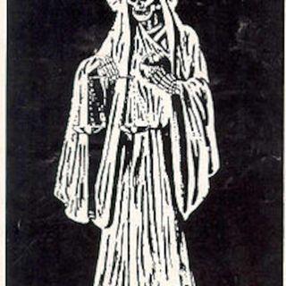 Conspirinormal Episode 262- David Metcalfe (Santa Muerte)