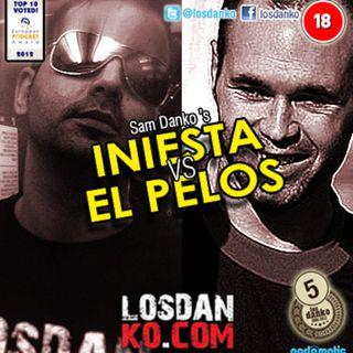 Iniesta vs El Pelos