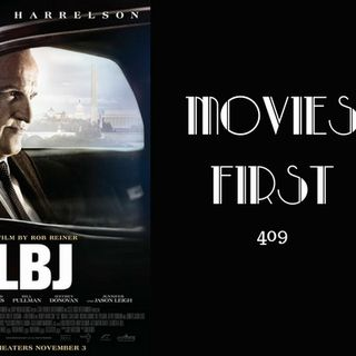 409: LBJ - Movies First with Alex First
