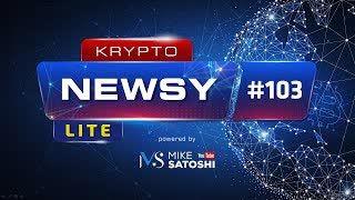 Krypto Newsy Lite #103 | 10.11.2020 | Bitcoin wzrośnie o 700% and Ethereum do 800 USD??? BitBay wypuści swój token, Problemy Ethereum 2.0