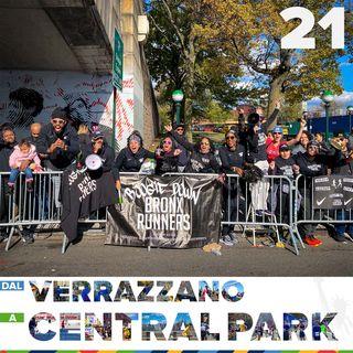Miglio 21 - The Bronx (con Simone Luciani)