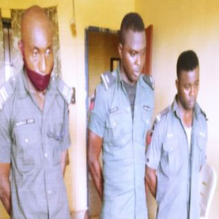 Three police officers dismissed from service for extortion in Ogun