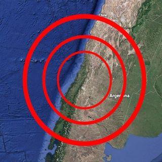 Sismo estremece a Chile