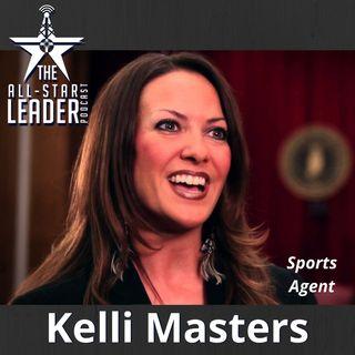 Episode 048 - Sports Agent Kelli Masters