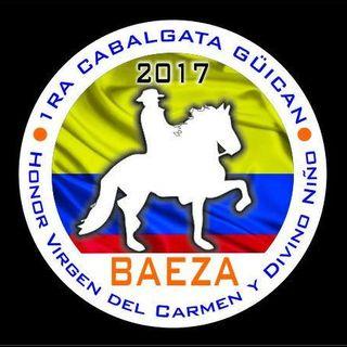 INVITACIÓN CABALGATA Güicán 15 de 2017