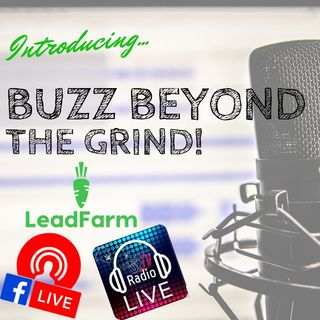 Buzz Beyond the Grind Ep. #3 - Creating Content